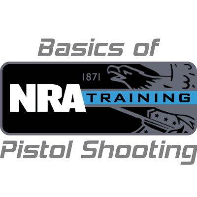 NRA basics of pistol shooting 400x